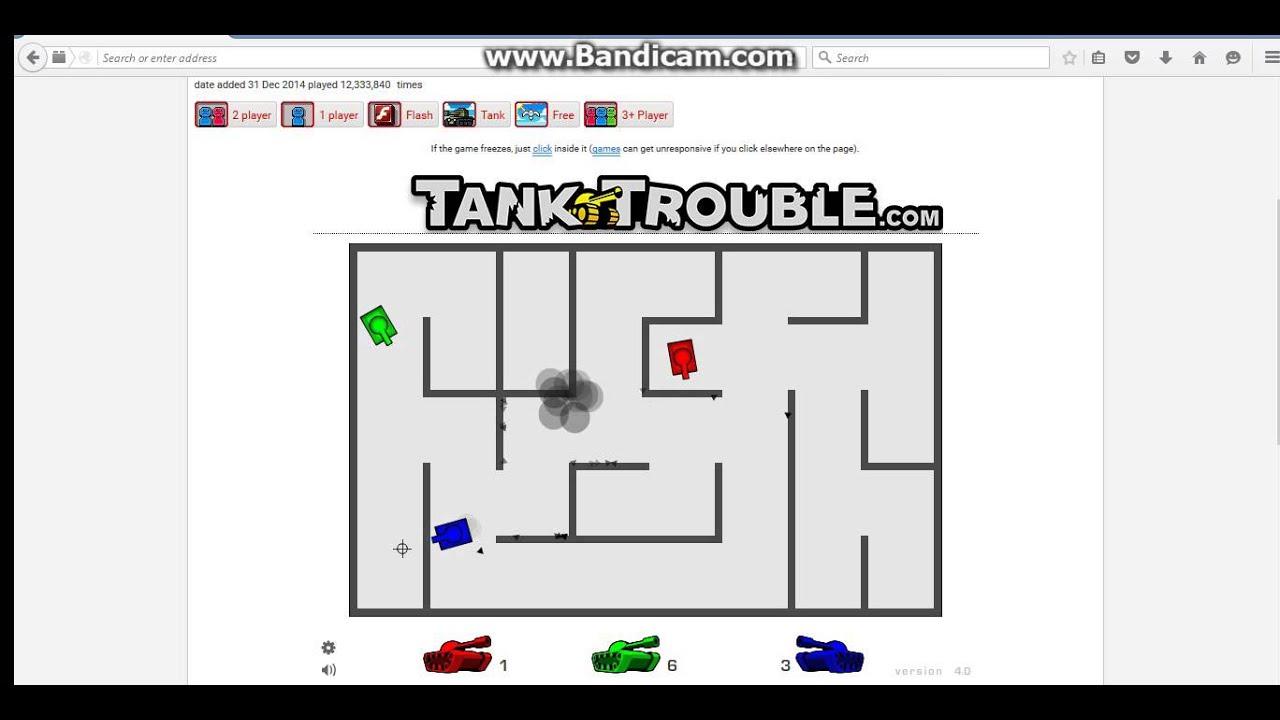 Az Tank Trouble 4
