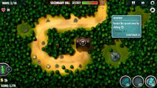 iBomber Defense Pacific - Demo Gameplay 1080p - Part 1