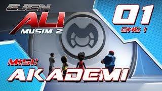 Download Video Ejen Ali - Musim 2 (EP01) - Misi : Akademi [Bahagian 1] MP3 3GP MP4