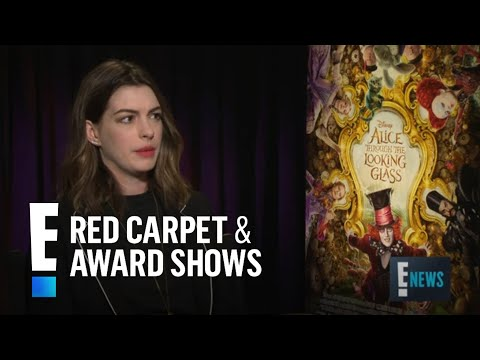 Anne Hathaway Reveals Crush on Leo DiCaprio and More! | E! Red Carpet & Award Shows thumbnail