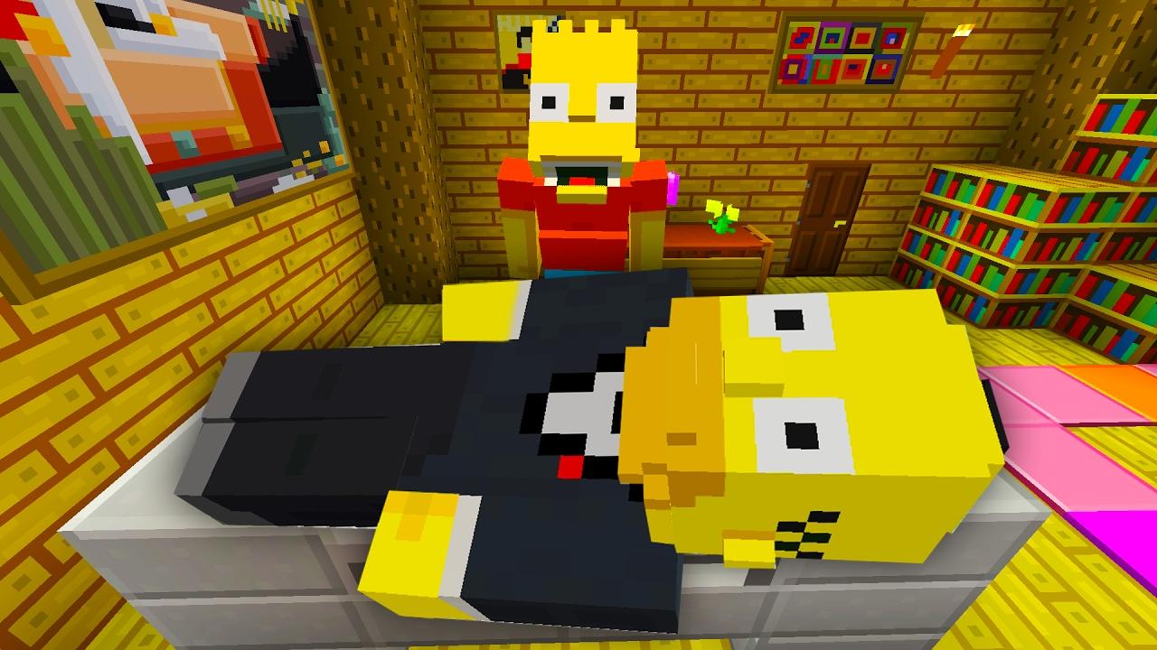 Bart Simpson Kills Homer