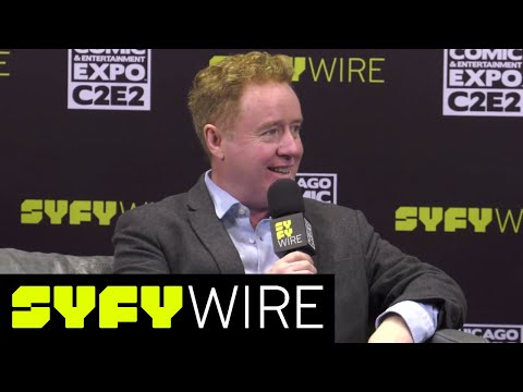 Mark Millar On His Deal With Netflix, What's Coming Up From Millarworld And More  C2E2  SYFY WIRE