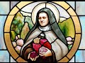 Image of St. Therese of Lisieux, the Little Flower HD video