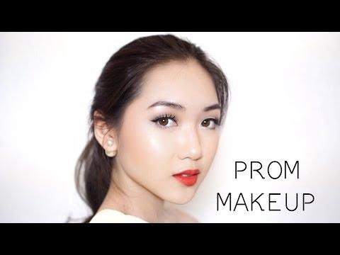 PROM Makeup Tutorial | Chloe Nguyen
