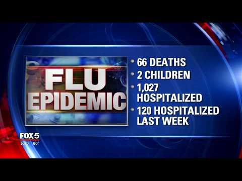 Georgia releases new flu statistics