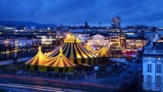 Festival der Artisten: Zirkus Flic Flac ist zurück in Kassel