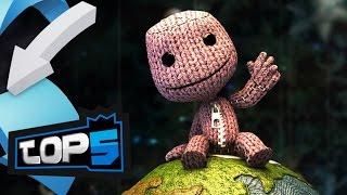 TOP 5: Personajes emblemáticos de PlayStation