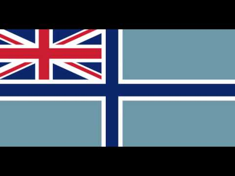 Civil Air Ensign, used by civilian aircraft and at civil airports