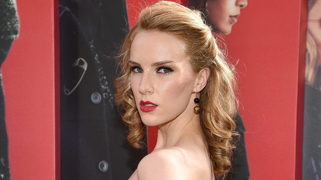 Charlotte Kirk 'deeply saddened' by Warner Bros. boss Kevin Tsujihara stepping down