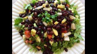 Салат МИНУТКА  - Простой и вкусный салат