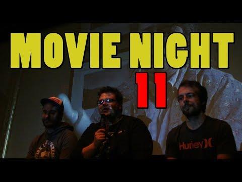 MOVIE NIGHT 11 : 7 Filme am Stück Filmmarathon von Dolores zur Ambulance bis zu Hula Hoop Reifen