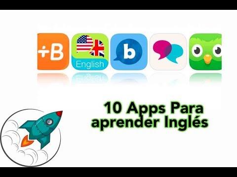 Top 10 Las Mejores APPs Para APRENDER INGLÉS FÁCIL