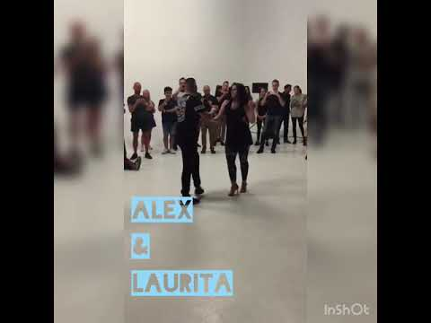 Alex Rasero & Laurita improvisation showreel