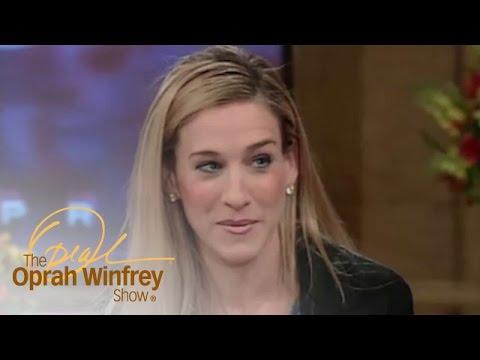 Sarah Jessica Parker's Alternate Ending to Sex & the City | The Oprah Winfrey Show l OWN