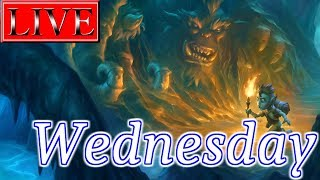 【Hearthstone】Wednesday Stone