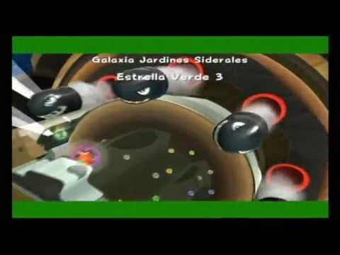 Super Mario Galaxy 2 Guia 100% (Estrellas Verdes) Parte 1
