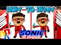 How To Draw Dr Robotnik From Sonic The Hedgehog Movie