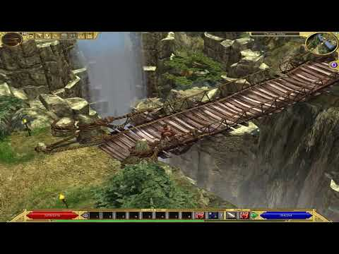 Titan Quest Anniversary Edition (playthrough) - 055: The chumbi Valley |