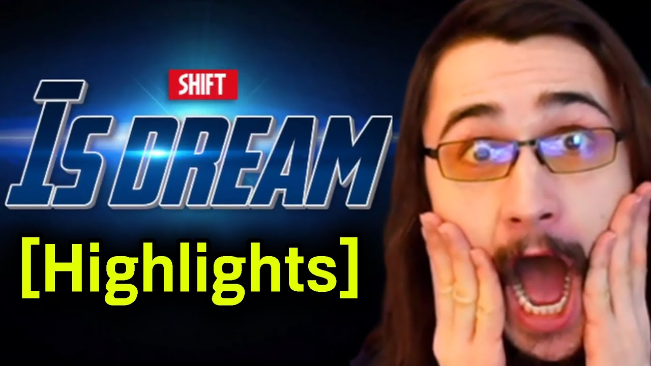 There's a 1 in 7.5 trillion chance you don't click on this video. [SHiFT Stream Highlights #28]