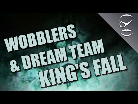 King's Fall With The Dream Team! (Mr. Fruit, Rhabby_V and Blue Westlo)