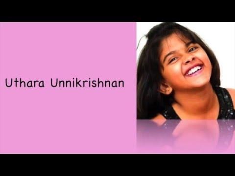 Theri Song (Eena Meena Teeka) is sung by a 11 year Old Girl