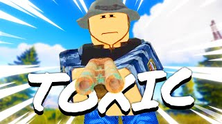 Roblox Rust is Toxic