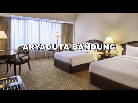 HOTEL DITENGAH KOTA BANDUNG CUMA 600RBAN - ARYADUTA HOTEL DI BANDUNG