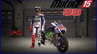 MotoGP 15 - Jorge Lorenzo 99 - Gameplay 1080p