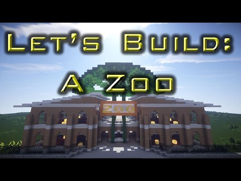 How to Make a Zoo in Minecraft: 7 Steps (with Pictures) - wikiHow