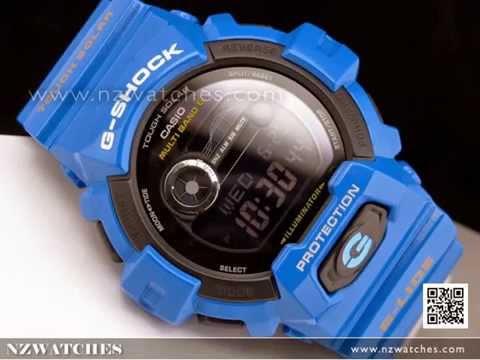 Casio G-Shock Tough Solar Multi-Band 6 Atomic Tide Moon Phase Watch  GWX-8900D-2 af95d2b4e7d2