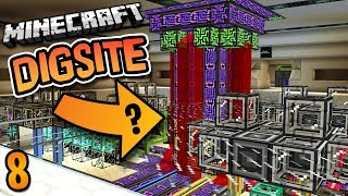 Minecraft: DigSite Modded Survival Ep. 8 - It Just Keeps Getting Crazier