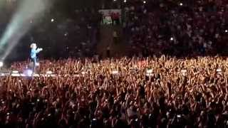 The Rolling Stones - Like A Rolling Stone (Bob Dylan cover) Madrid 25/06/2014