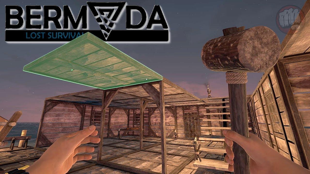 Survival Gameplay UpBermuda Ep11 Building Lost 4R3Ajc5Lq