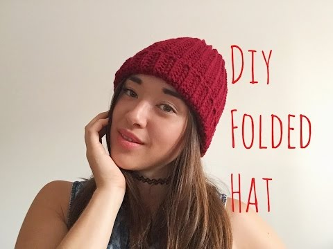 How To Crochet Beanie For Beginners