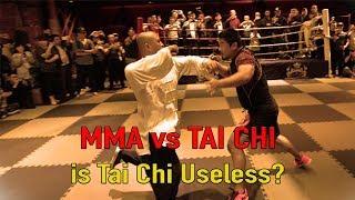 MMA vs Tai Chi is tai chi useless?