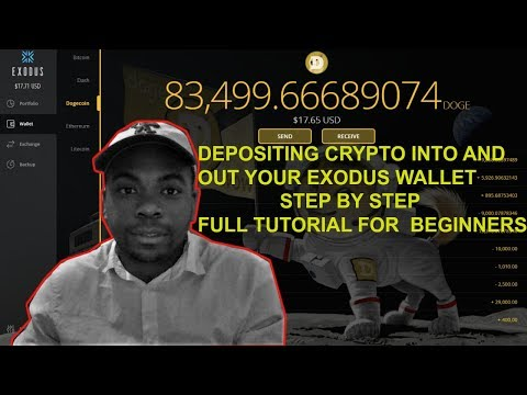 Exodus Wallet Full Tutorial for Beginners
