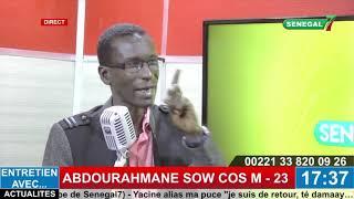 Abdourahmane Sow Cos M23: