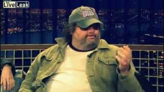 Artie Lange on Conan 2008 (Entire Interview)