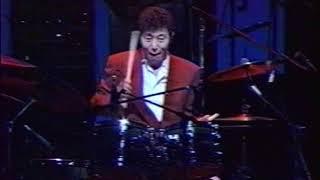 リーダー宮ユキオ 嵐を呼ぶ男 ドラムソロがいいね!