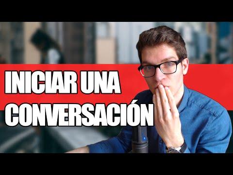 Cómo Iniciar una Conversación y hacerla Fluida e Interesante