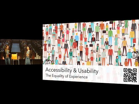 Accessibility & Usability: Equality of Experience