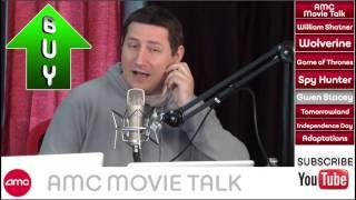 "AMC Movie Talk - Shatner Calls JJ Abrams ""Pig"". Jackman Done As Wolverine. Peter Dinklage In X-Men"