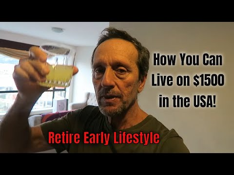 How You Can Live Or Retire On $1500 In The USA - We Still Can 10-Years Later!