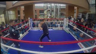 WILL CONRAD CUMMINGS COME OUT ON TOP IN CLASH WITH LUKE KEELER? - WORKOUT WITH JAMIE MOORE