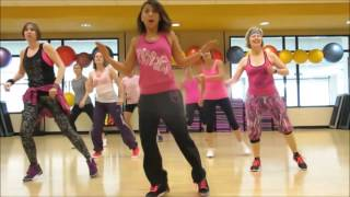LOCKED AWAY ZUMBA WITH ANA BARRY