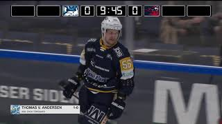 10-03-19 highlights Blue Fox - Aalborg Pirates