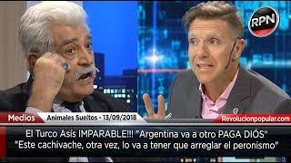 El Turco Asís: