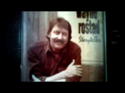 Lyle Dillabough interviews-Wayne Rostad