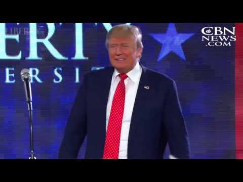 Falwell Decision to Back Trump Angers Evangelical Leaders