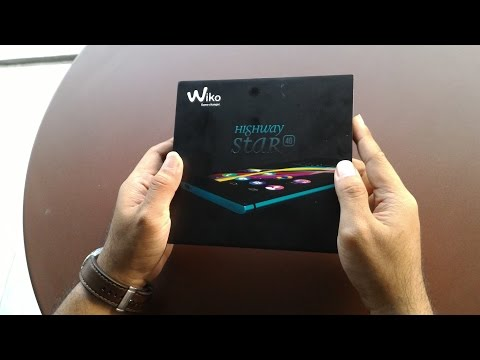 Wiko Highway Star: unboxing and hands on